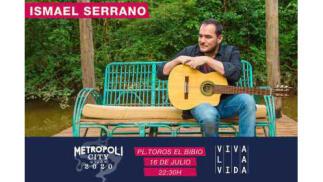 Entrada Palco VIP Ismael Serrano en Metropoli