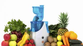 Licuadora Prensa Fría Bepro Chef Diet Juicer + accesorio de helados