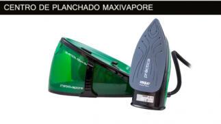 Centro de planchado MaxiVapore práctica