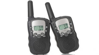 Set de 2 walkie talkies