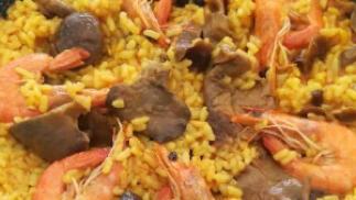 Riquísimo menú para dos en Luanco