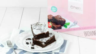 Brownie Especial para amantes del chocolate
