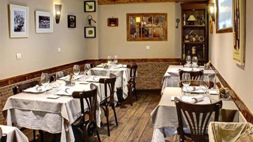 Menú Restaurante El Cencerro Mesas Top de Asturias 2019