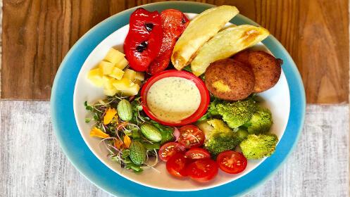 Riquísimo menú degustación comida o cena para dos