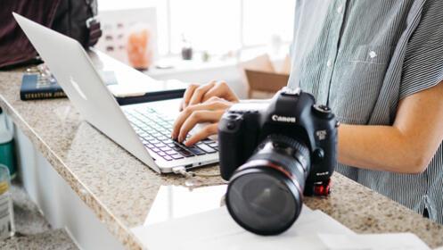 ¡NUEVO 2X1! Curso de introducción a la Fotografía + curso GRATIS a elegir