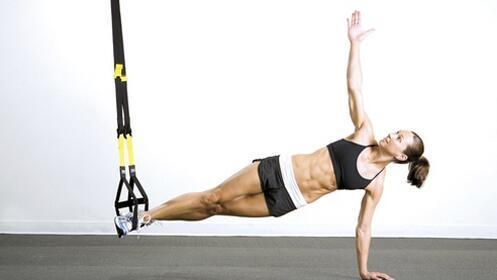 Un mes de clases dirigidas de TRX, Pilates o Yoga