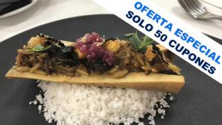 Menú de calidad, excelente y exquisito en La Gran Vetusta