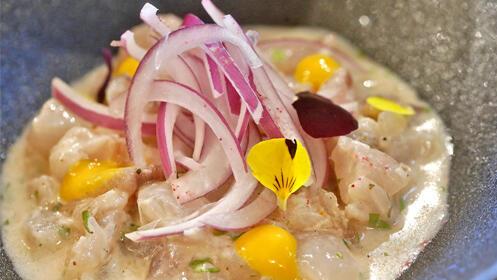 Menú Especial Restaurante Kraken Mesas Yantar