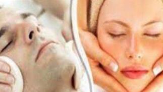 Limpieza facial doble con hidratación ionizada