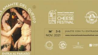 Entrada Asturias Paraíso Natural International Cheese Festival. Oviedo 6 DE NOVIEMBRE