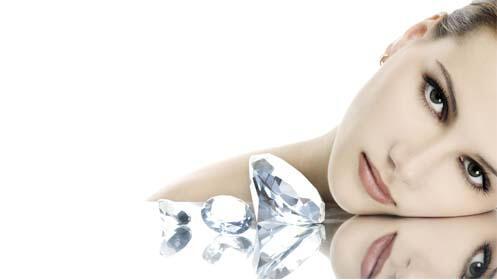 Limpieza facial o dermoabrasión con punta de diamante
