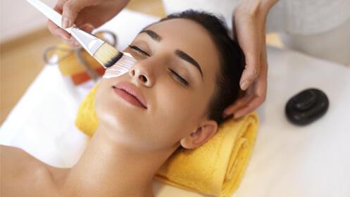 Limpieza facial manual o con espátula de ultrasonidos