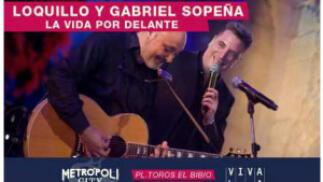 Entrada Palco VIP Loquillo y Gabriel Sopeña en Metropoli