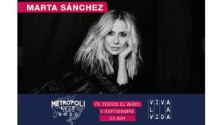 Entrada Palco VIP Marta Sánchez en Metropoli