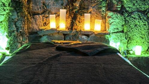 Relax total con masaje individual o en pareja