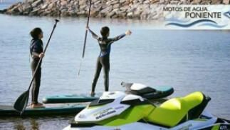 1 hora de paddle surf (SUP)