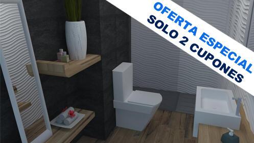 Cambio de bañera por plato de ducha 160x70