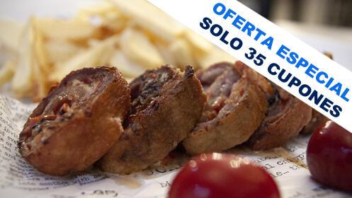 Menú gourmet para dos en Restaurante Abrelatas