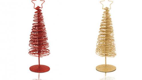 Árbol decorativo navideño