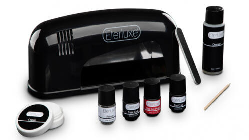 Set de manicura permanente Eterluxe