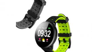Reloj inteligente multifuncional deportivo con dos correas