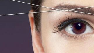 Lifting de pestañas, diseño de cejas, depilación con hilo y tinte de pestañas o cejas