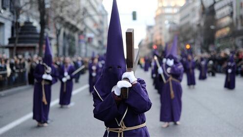 Semana Santa en Madrid - 2 noches/3 días en Hotel Silken 4* para 2
