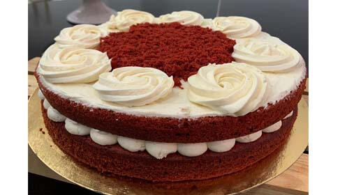 ¡A la rica tarta! Red Velvet o Carrot Cake