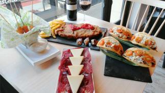 Menú Especial Restaurante Vinoteo Mesas Yantar