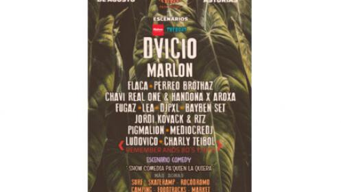 Abono Vive Llanes Festival