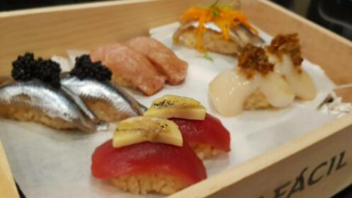 Menú Street Food para 2 en Yume Sushi Bar