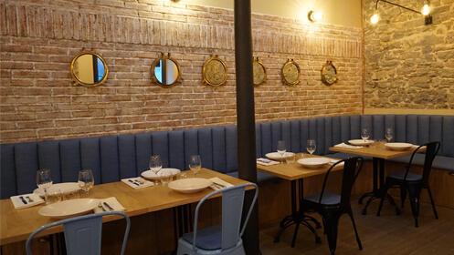 Menú Restaurante Zascandil Mesas Top de Asturias 2019