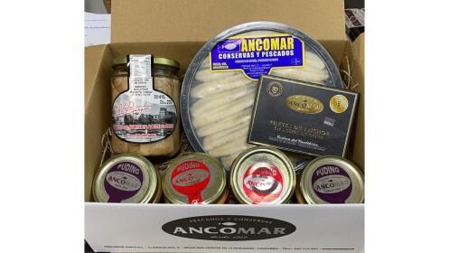 Lote 7 productos Delicatessen del Cantábrico