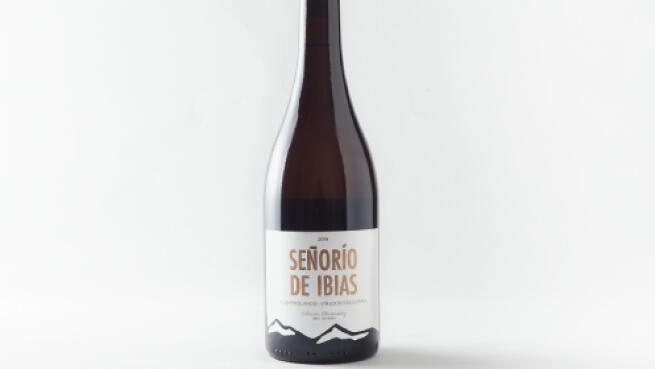 Lote 3 botellas de Albarín Blanco Señorío de Ibias