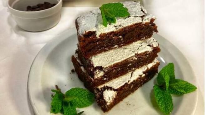 Brownie Especial para amantes del chocolate
