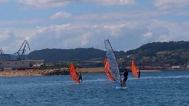 Planazo en setiembre: Curso de Windsurf