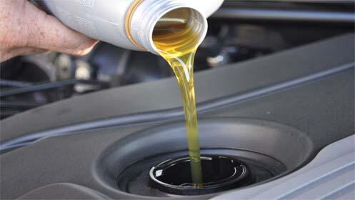Revisión pre-ITV y cambio de aceite