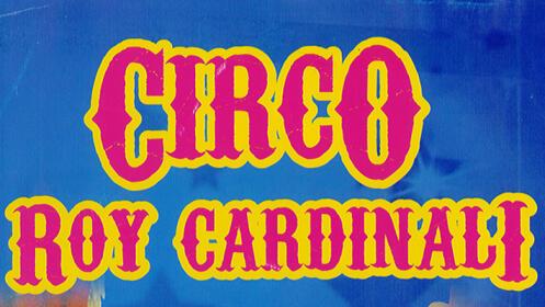 ¡Nos vamos al circo! Entradas circo Roy Cardinali