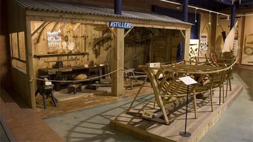 Entradas para el Museo Marítimo de Asturias