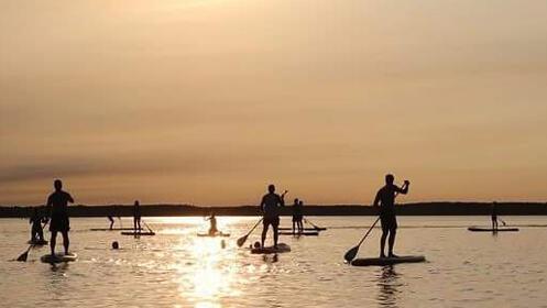 2 horas de paddle surf (SUP)