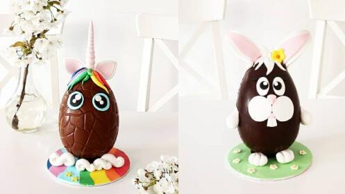 Celebra una dulce Pascua