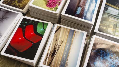 Impresión de 50 fotos y envío a domicilio