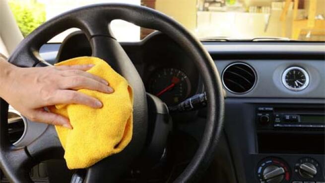 Lavado de coche con opción a limpieza de tapicería