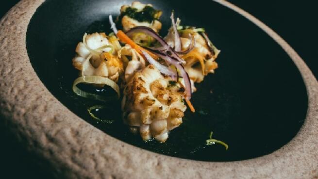 Menú Teppanyaki Restaurante de Labra Mesas Yantar