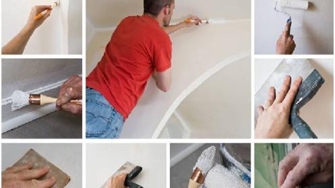 Tus paredes necesitan una mano de pintura