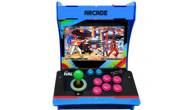 Recreativa Arcade