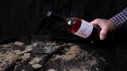 Estuche de 2 botellas de Vino Rabicu rosado