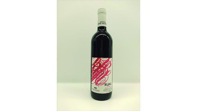 Caja de 12 botellas de vino de Rioja Rual