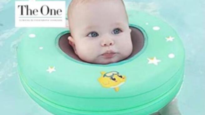 Sesión de spa para bebes con hidroterapia y masaje infantil