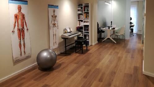 Sesión de fisioterapia de 45 minuto o 1 hora